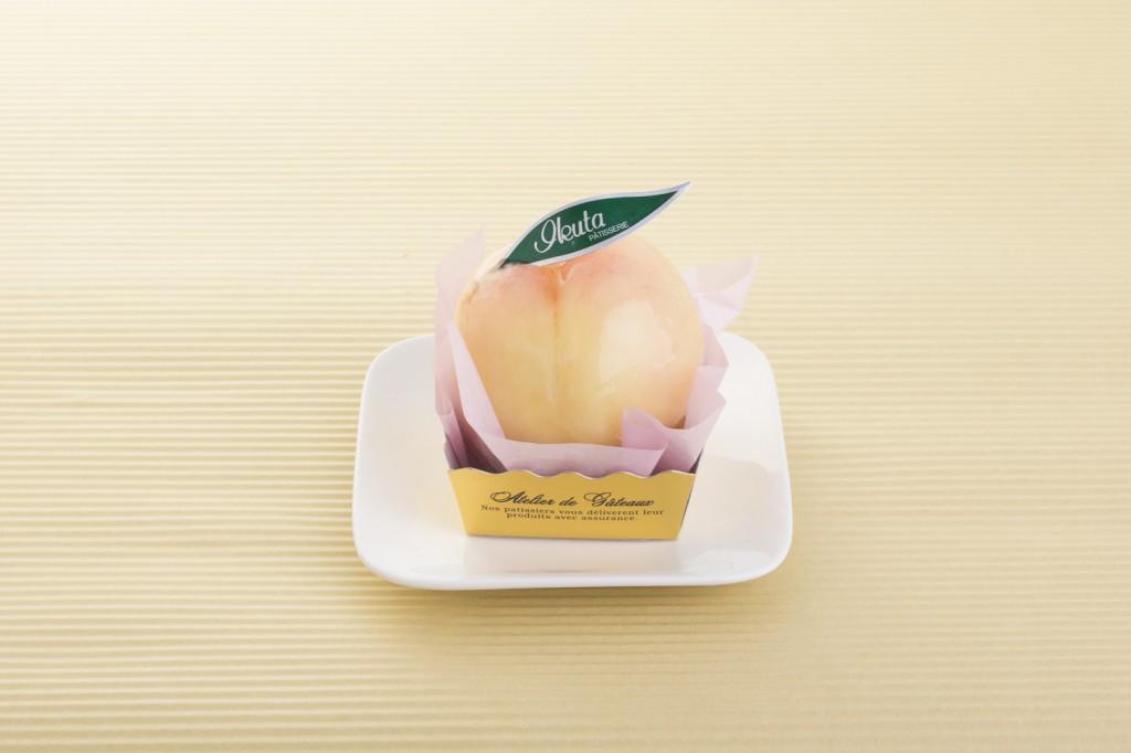 まるごと桃<期間限定販売>